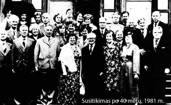1 laidos susitikimas po 40 metu 1981 metai copy