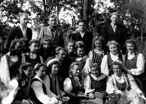 5 laida 1945 metai