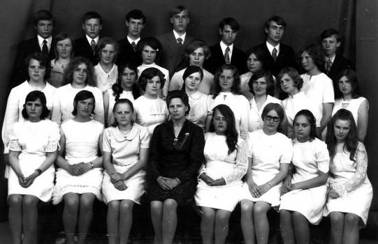 33 laida 1973 metai
