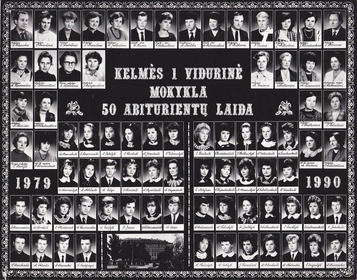 50 laida