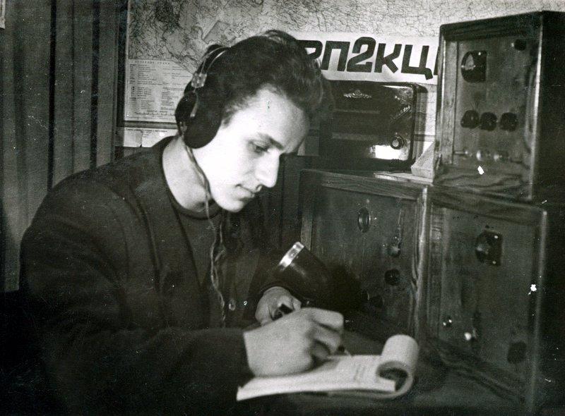 Ščeponavičus Eimutis darbo radijo stotyje metu
